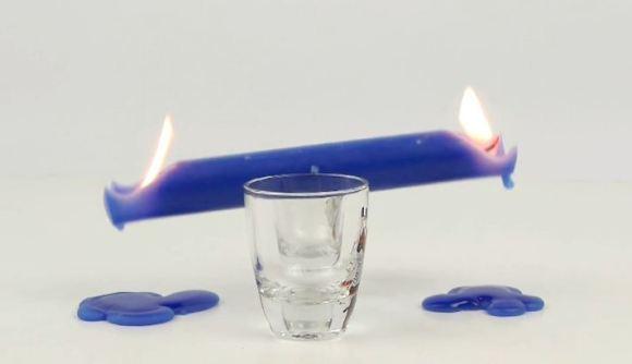 acender a vela