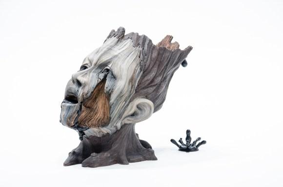 Esculturas de cerâmica 1