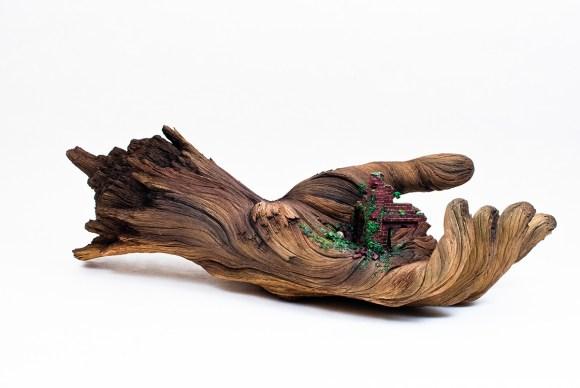 Esculturas de cerâmica 5