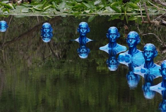 Esculturas submersas 3