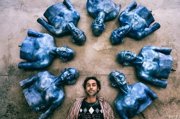Esculturas submersas 7