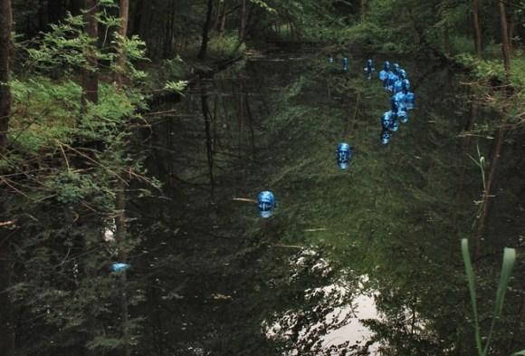 Esculturas submersas 9