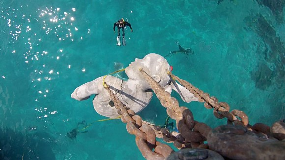Maior escultura submersa do mundo 6