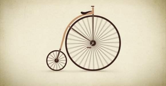 Assista a 300 anos de evolução da bicicleta em uma única animação