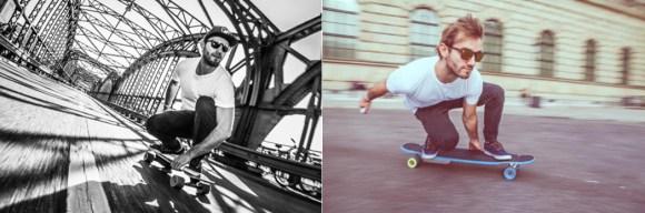 Motor para skate 3