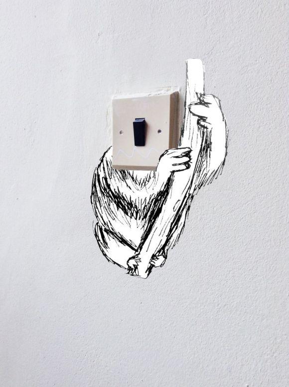 Objetos cotidianos ilustrações 12