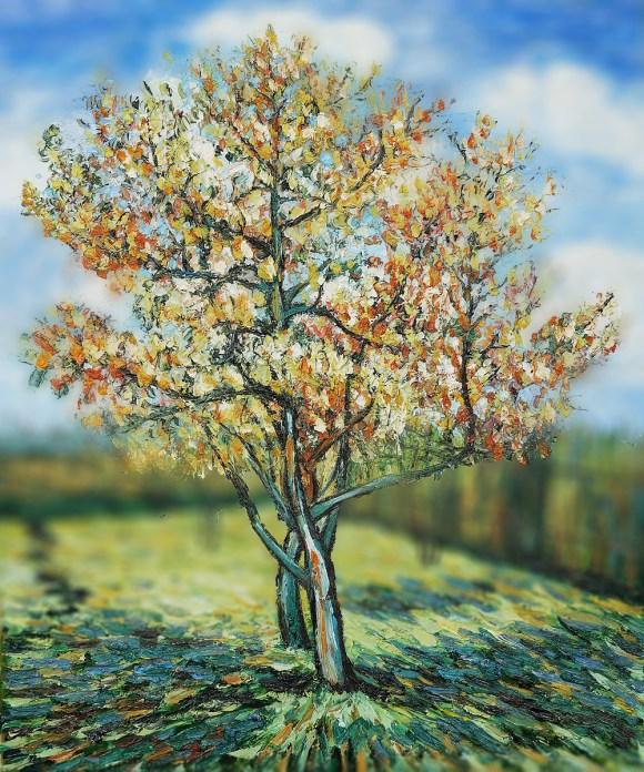 Van Gogh em tiltshift 5