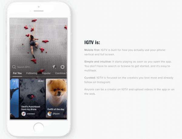 The Social Recap; week 25 - Wat is IGTV?