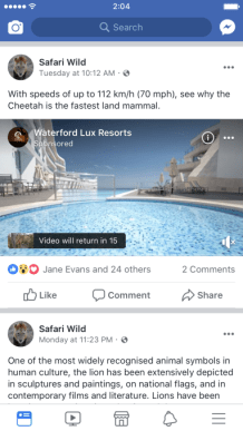 The Social Recap; week 39 - Facebook Ad Breaks
