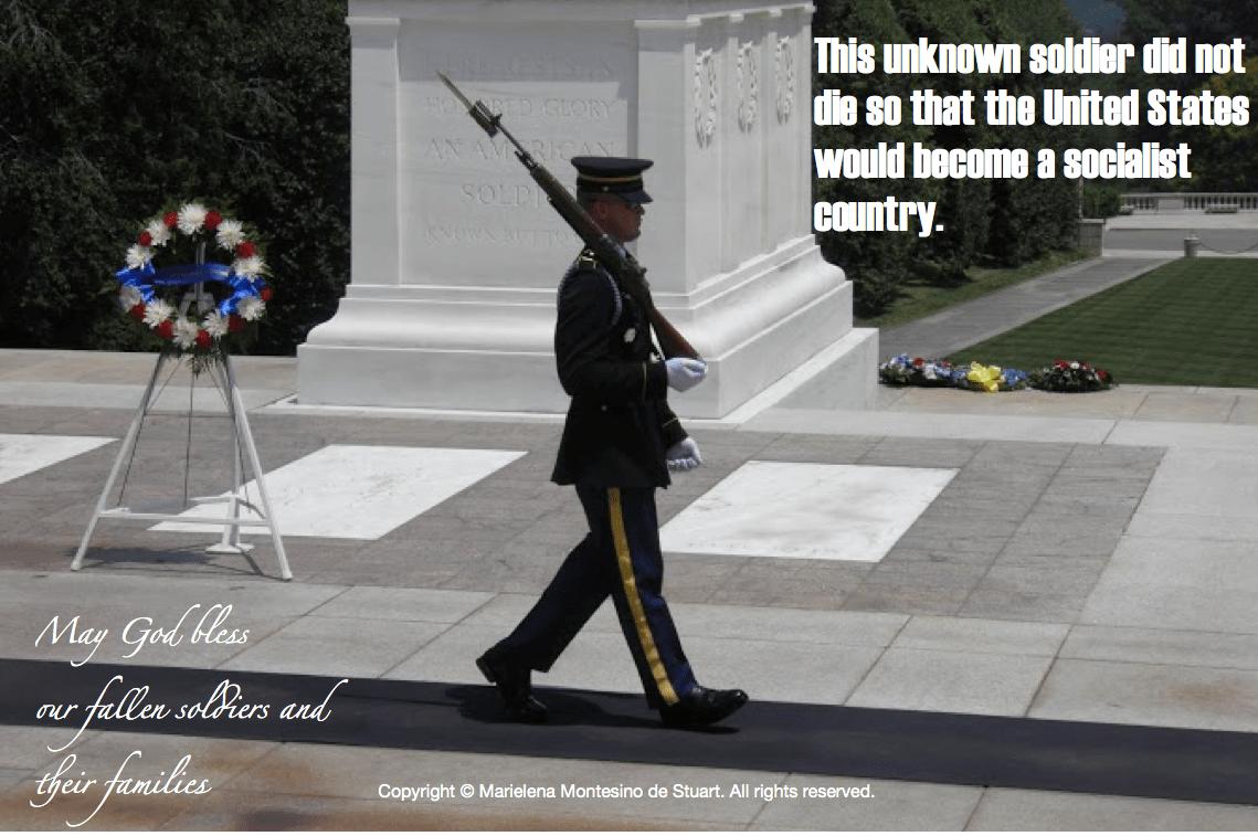 MEMORIAL DAY 2017: President Donald J. Trump's Speech at Arlington National Cemetery