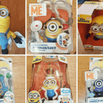 Minions Movie Madness – Minions Toys Review