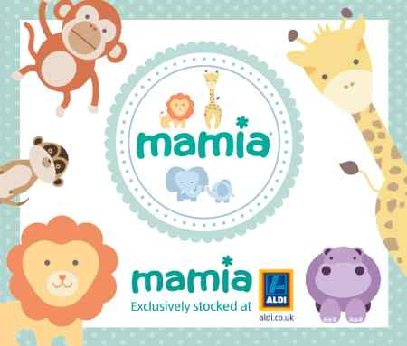 Aldi Mamia Logo - Top 10 Baby and Toddler Bloggers