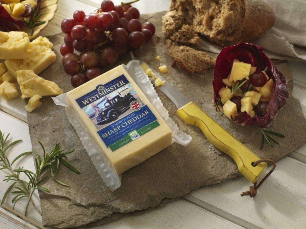 Non-GMO Westminster Sharp Portion