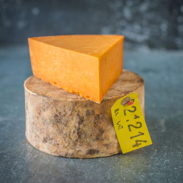 Quickes Traditional Devonshire Red Cheese