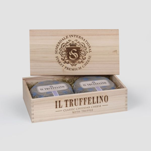 Il Truffelino Wooden Presentation Box