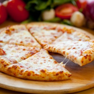 Easy Cheddar Pizza Recipe