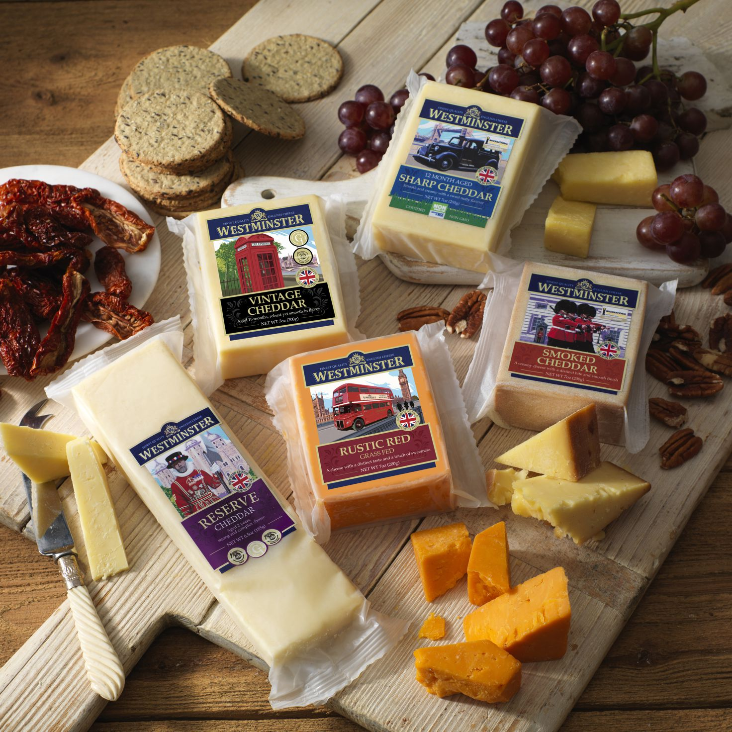 Flying The Flag For British Cheese In South East Asia