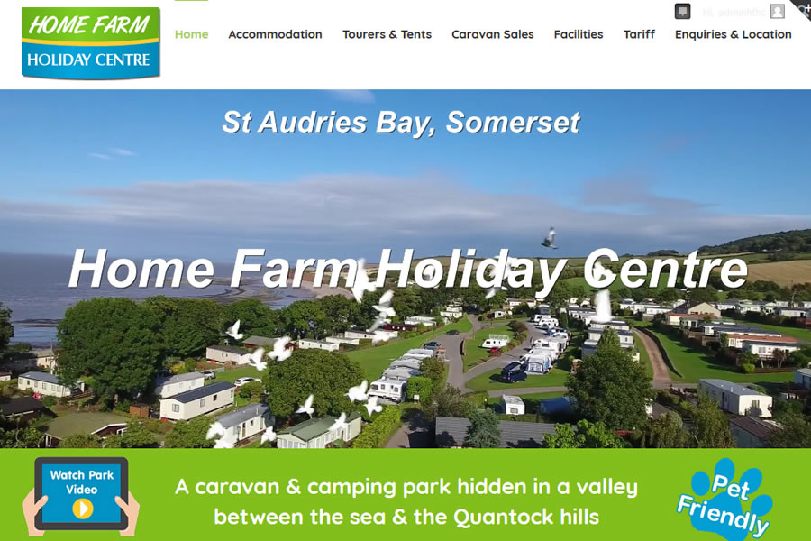 Home Farm Holiday Centre