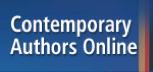 Contemporary Authors Online Logo