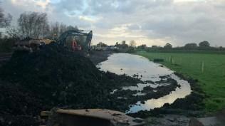 Muchelney work Oct 3 Flood Action Plan