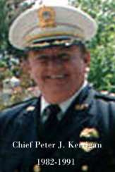 Chief Peter Kerrigan Website