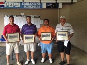 Chamber Golf Winning Team_2013