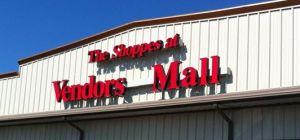 Vendors Mall Text