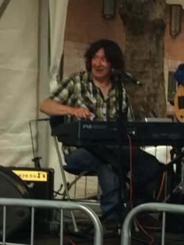 Steve - Somers Town Blues band new line up