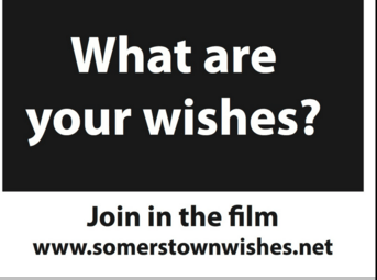 What are your wishes in text.