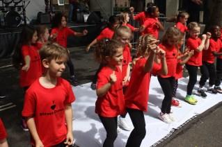 Josie's dance troupe
