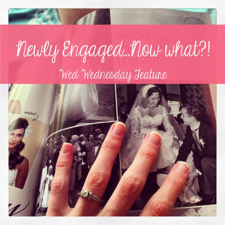 Newly Engaged, Now What? - Some Shananagins