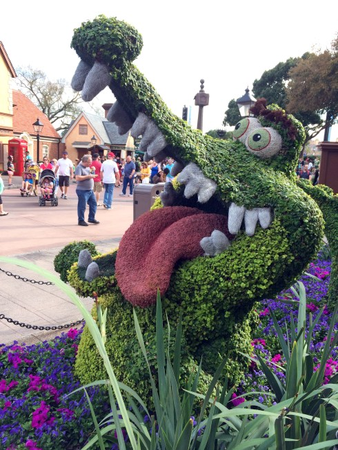 Epcot Flower & Garden Festival 2016 - Some Shananagins