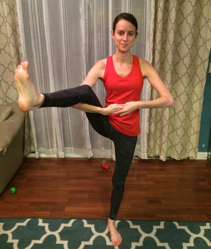 Yoga Challenge Dy 29: Bird of Paradise - Some Shananagins
