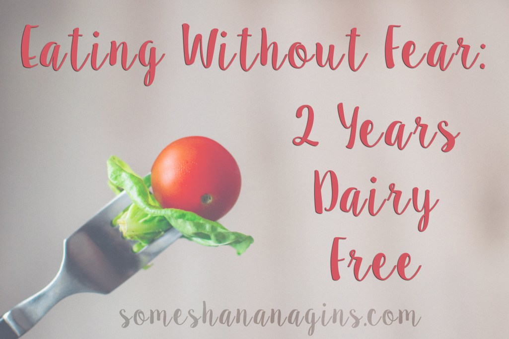 Eating Without Fear: 2 Years Without Fear - Some Shananagins