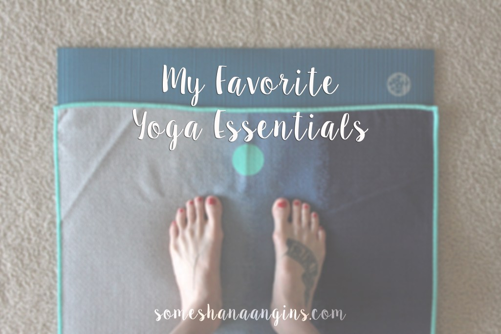 Yoga Essentials - Some Shananagins