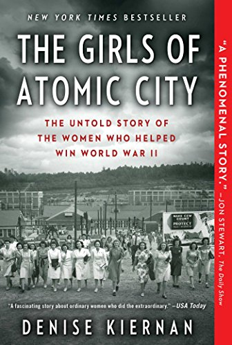 Book Review: The Girls of Atomic City - Some Shananagins