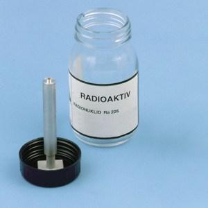 Préparation de radium 226, 5 kBq