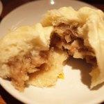 大阪土産で人気の肉まんで有名な551蓬莱の難波の店舗へ行って来ました!