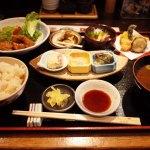 大阪福島で和食ランチにおすすめの「鯛めしや はなび」!