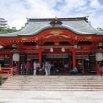 生田神社のアクセスや御朱印は?所要時間や見どころをご紹介!神戸一の縁結びのパワースポット!