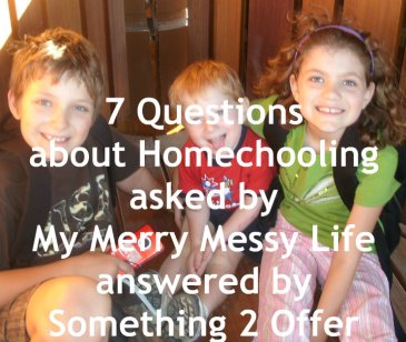questions about homeschooling