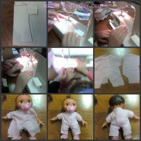 Amelia doll clothes