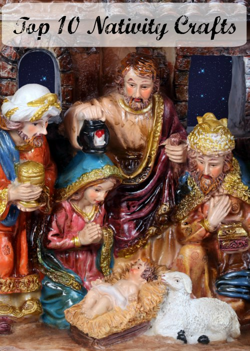 top 10 nativity crafts