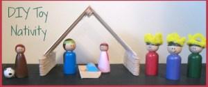toy nativity