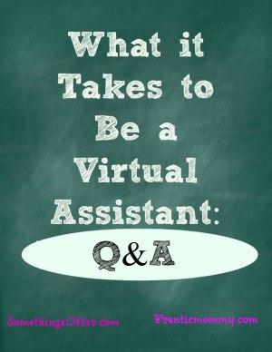 Virtual Assistant Q & A