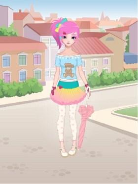 Minako's Fashion and Style app