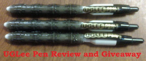 UGLee ergonomic pen review and giveaway
