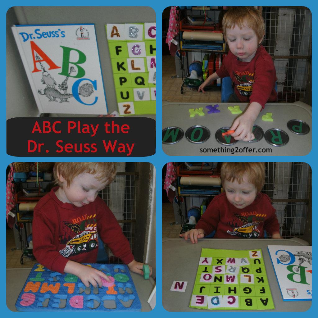 ABC Play Dr. Seuss