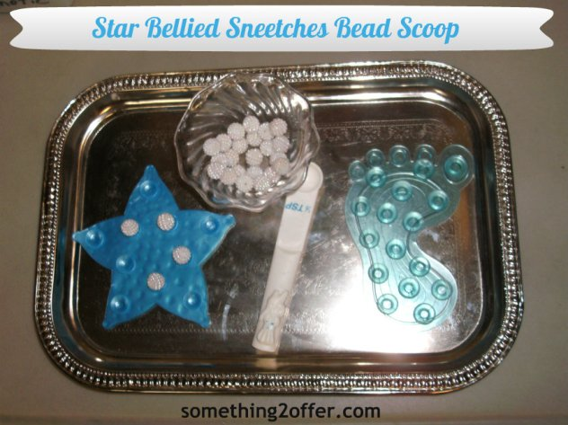 Star Bellied Sneetches Bead Scoop