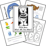 jesse_bear_lapbook_complete